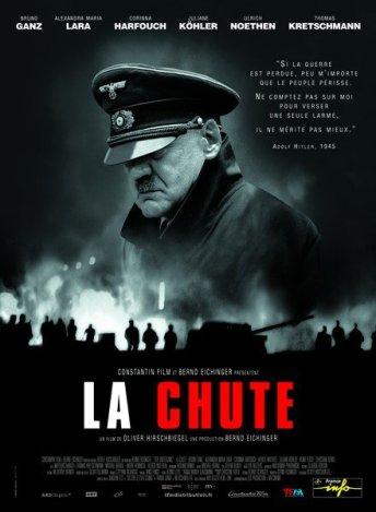 Avant même la sortie du film, l'apparition de la figure d'Hitler dans les rues à travers son affiche a fait polémique.