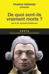 """La chose devient problématique lorsque ces procédés donnent des succès de librairie """"présentés"""" par l'expert en complots Franck Ferrand."""
