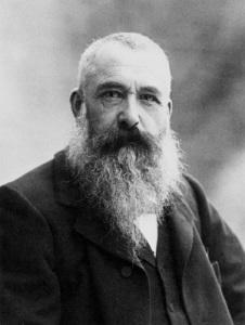 En 2011, Monet se demande ce qu'il peut bien faire entre François Ier et la Reine Victoria...