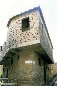 Le lupanar de Pompéi, incroyablement bien conservé, est un lieu très prisé des touristes...