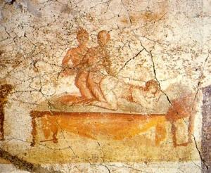 Les fresques de Pompéi représentent-elles une réalité fréquente, ou une sexualité fantasmée ? Comme toujours, la réponse ne peut être catégorique.