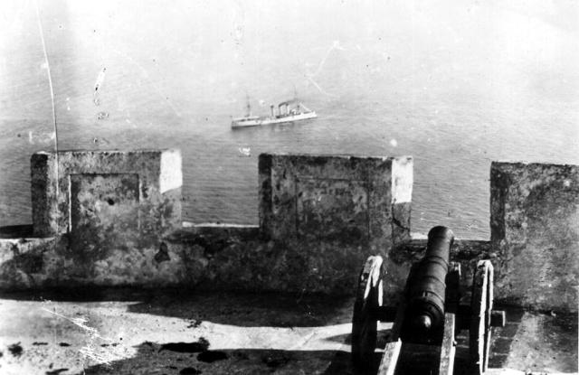 """Le """"coup d'Agadir"""" est un exemple de la politique dangereuse à laquelle se livraient les puissances européennes dans les colonies, entre coups de force et diplomatie retorse."""