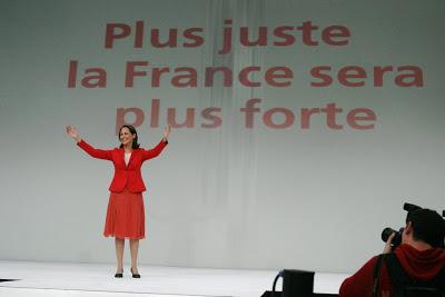 En 2007, Ségolène Royal en appelle à une France