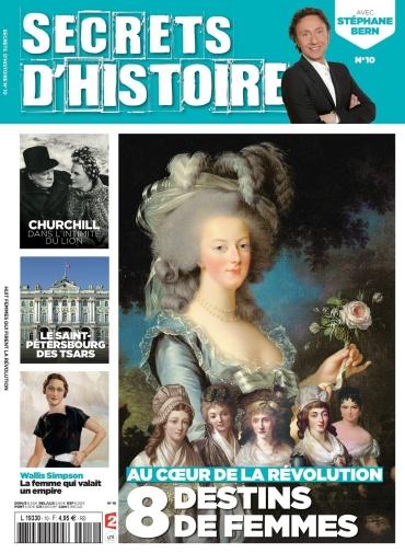 Quand Secrets d'Histoire parle des femmes et de la Révolution française, l'angle est vite... particulier.