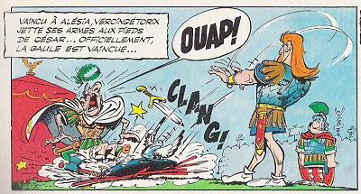 J'aime beaucoup Astérix ; dommage que la connaissance historique de nos politiciens sur les Gaulois s'arrête à lui...