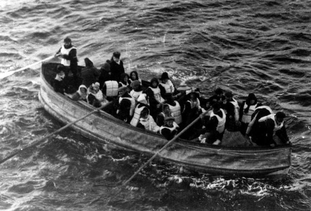 Naufrage du Titanic : a-t-on sacrifié les pauvres ? – Veni Vidi Sensi