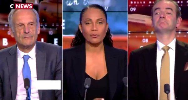 """Extrait de l'émission """"historique"""" de CNews"""