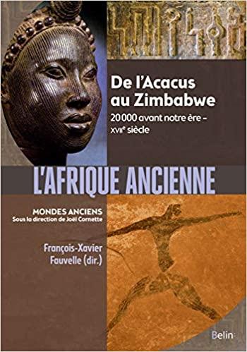 Couverture de l'Afrique ancienne