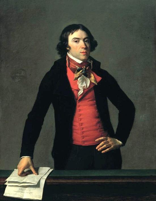 Portrait de Barère
